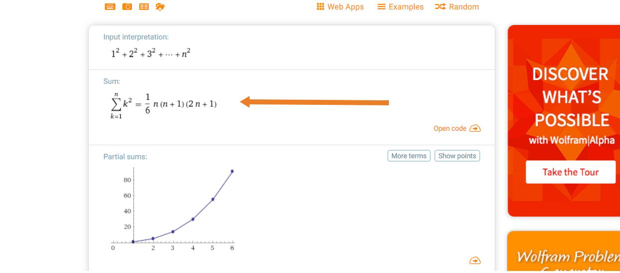 WolframAlpha_Sum_of_Squares