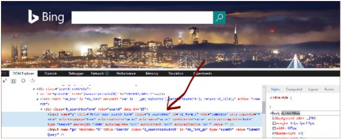 Bing_HomePage_Locators