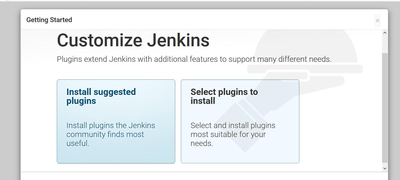 Customize Jenkins