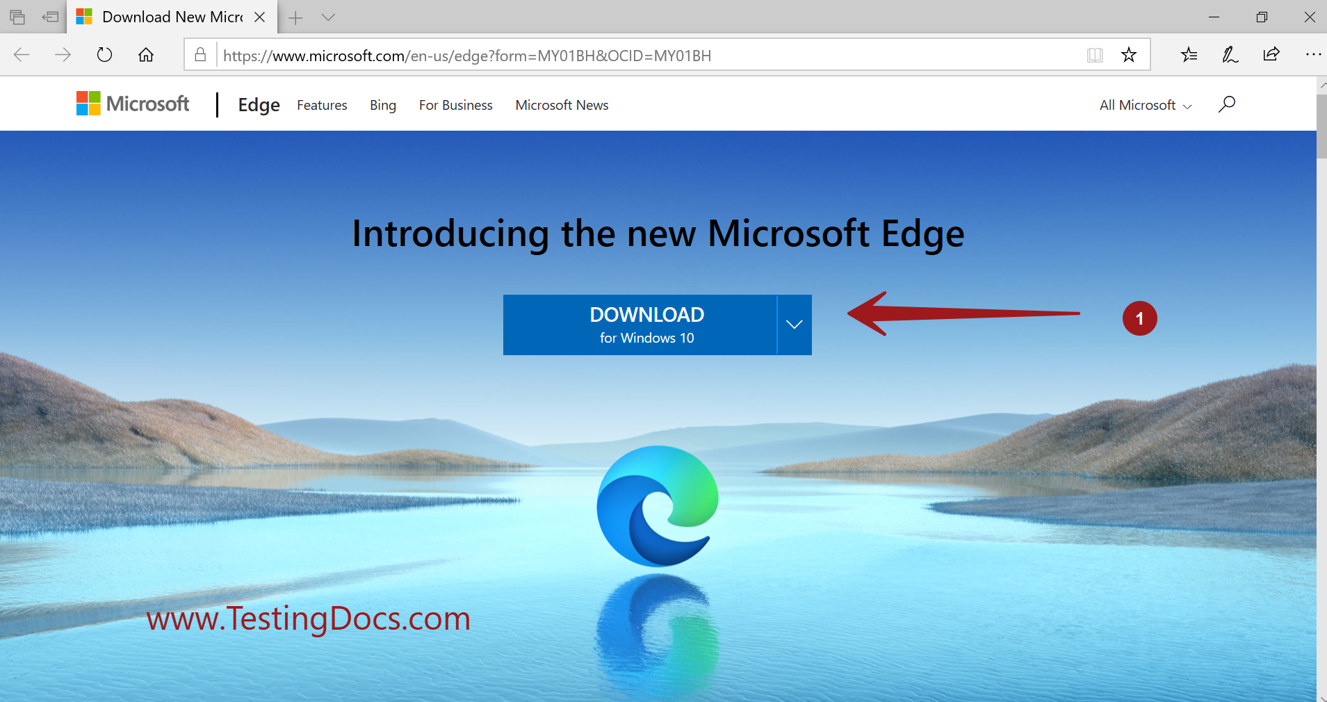 Download Microsoft Edge