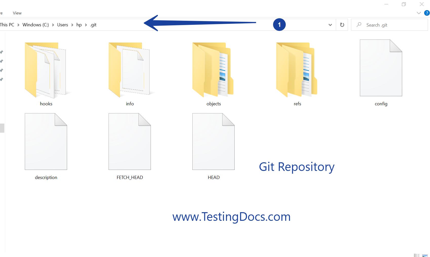 Git Local Repository