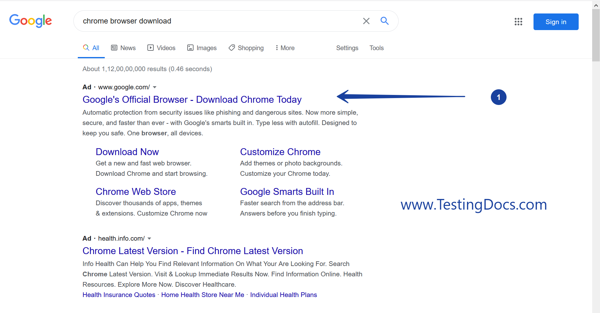 Google Chrome Browser Download