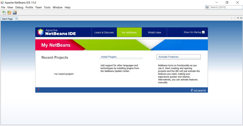 Apache NetBeans IDE
