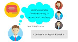 Raptor Comments in Flowchart