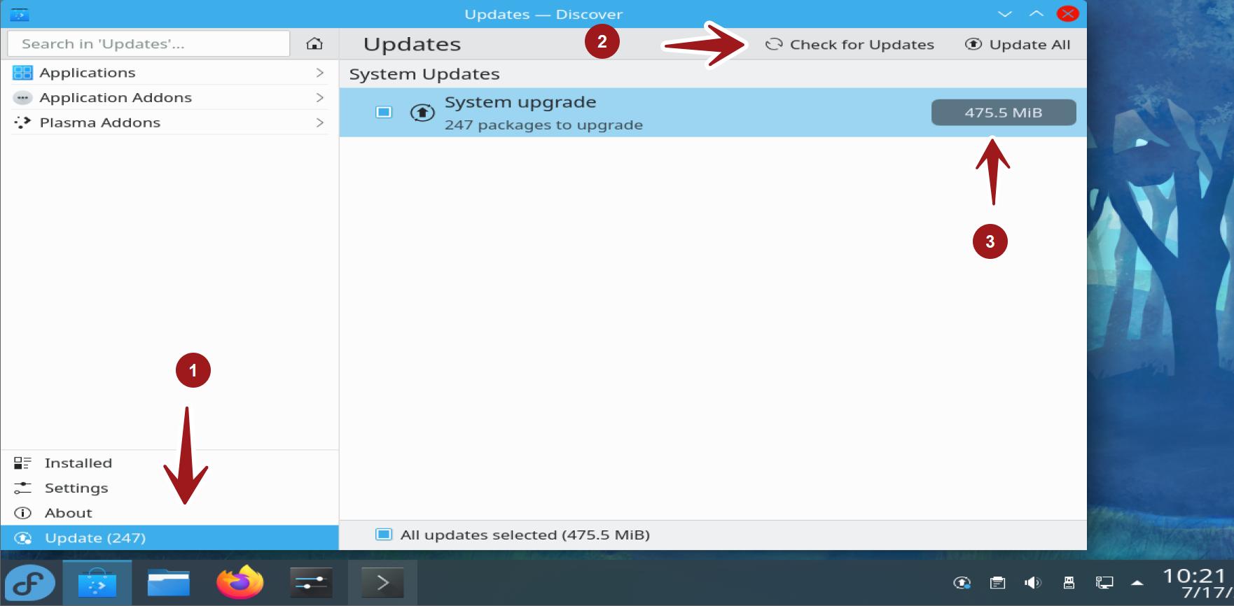 Fedora Linux Updates