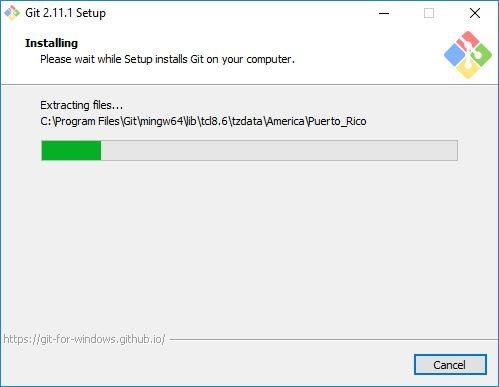 Git_Installing