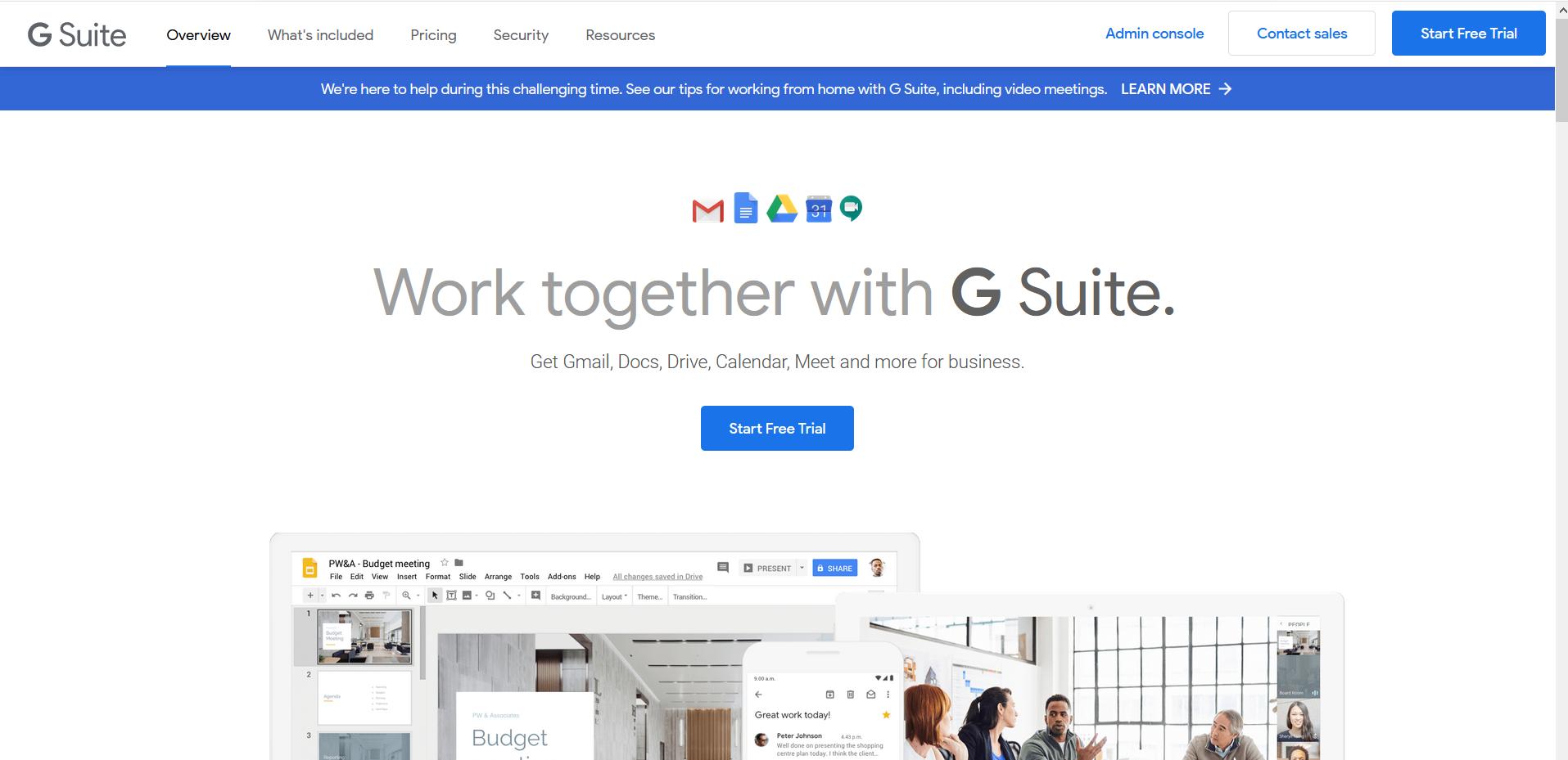 Google Apps SaaS