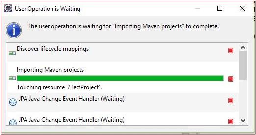 Import_Maven_Eclipse4
