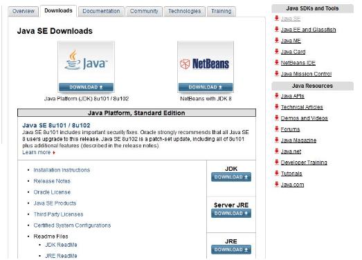 JDK_Download