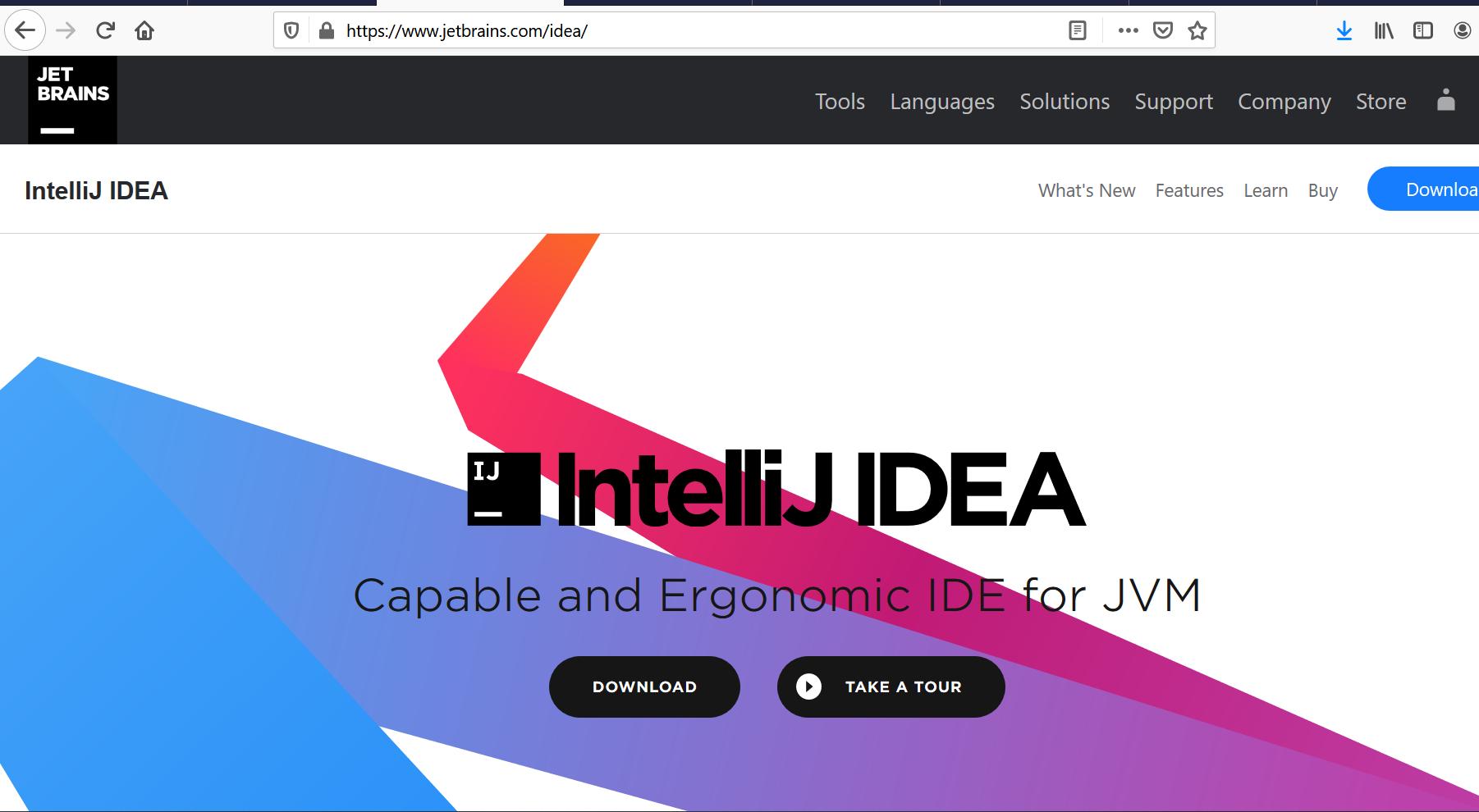 Jet Brains IntelliJ IDEA