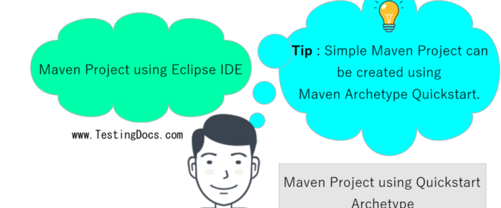 Maven Project using Quickstart Archetype