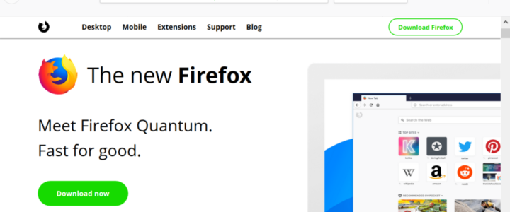 New-Firefox-Quantum-Browser