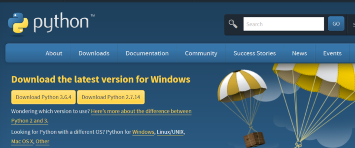 Python Download for Windows