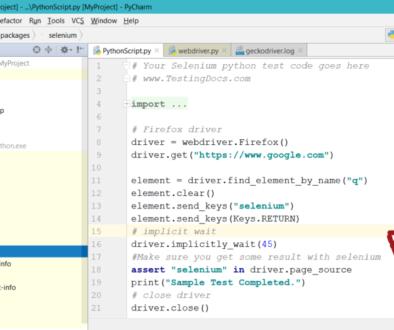 Getting User Input in Python 3 6 | TestingDocs com