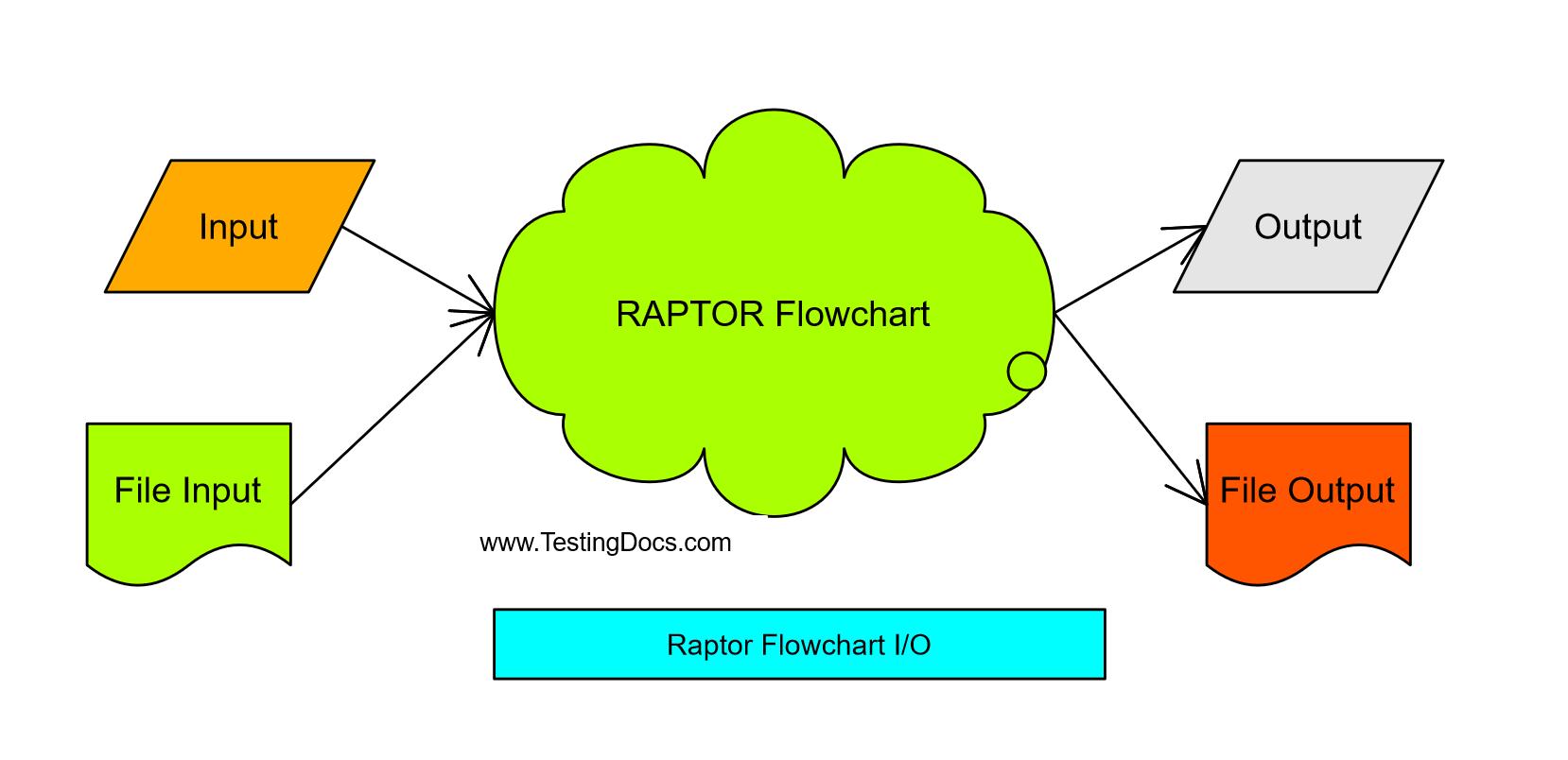 RAPTOR Flowchart IO