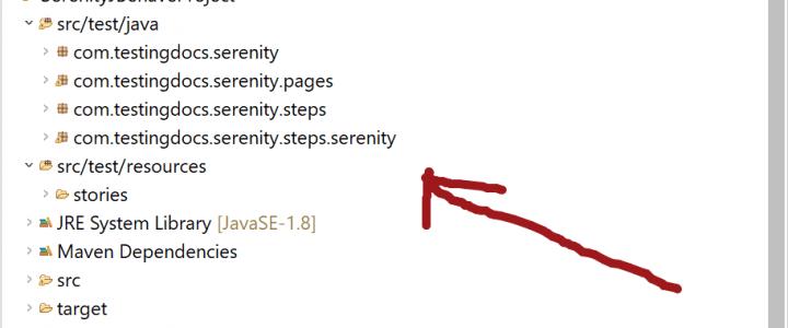 Serenity BDD Automation Framework