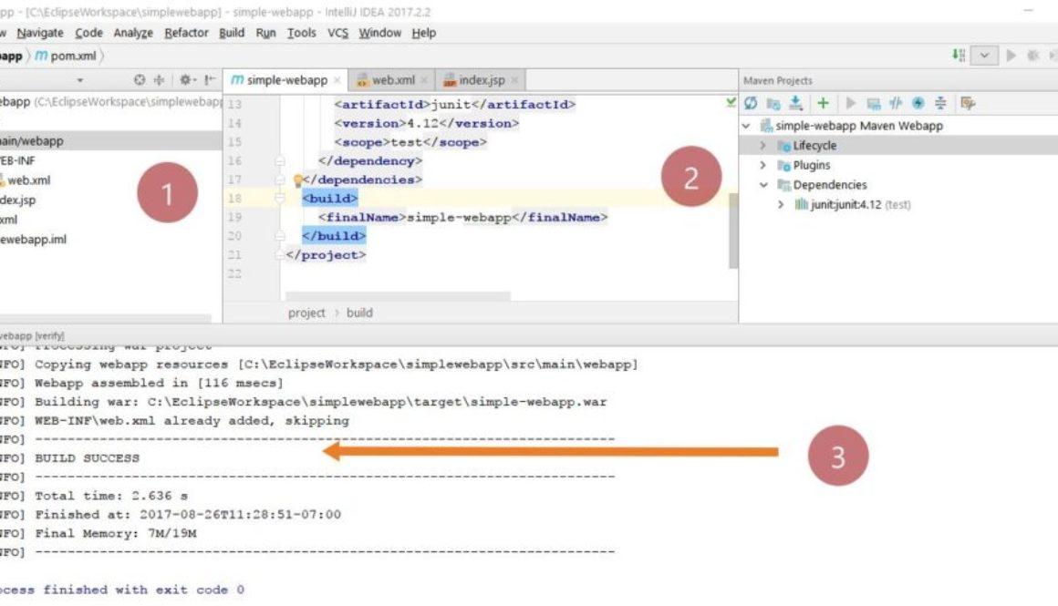 Simple-Web-application-IntelliJ-IDEA-Maven