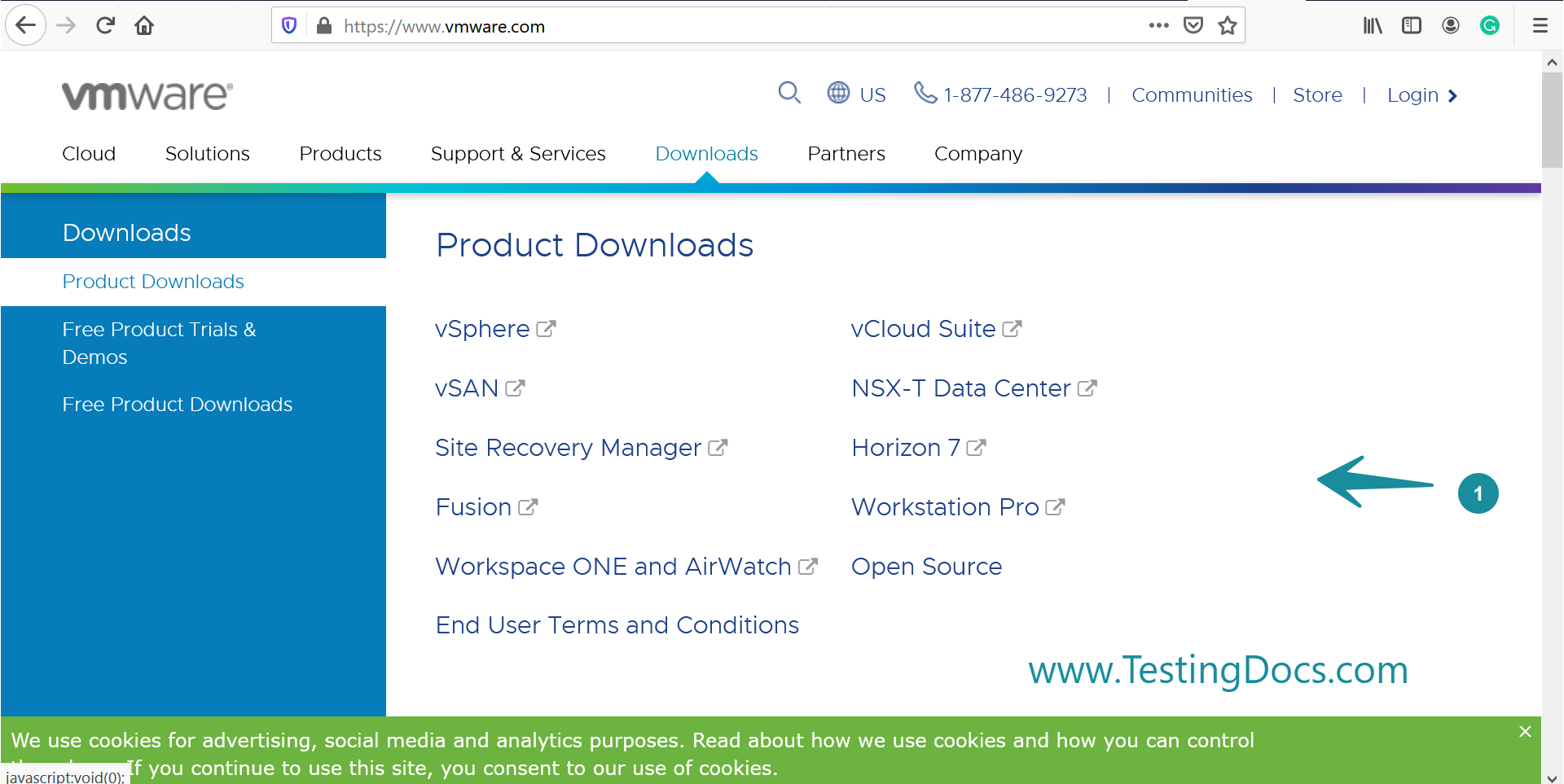 Download and Install VMWare Workstation