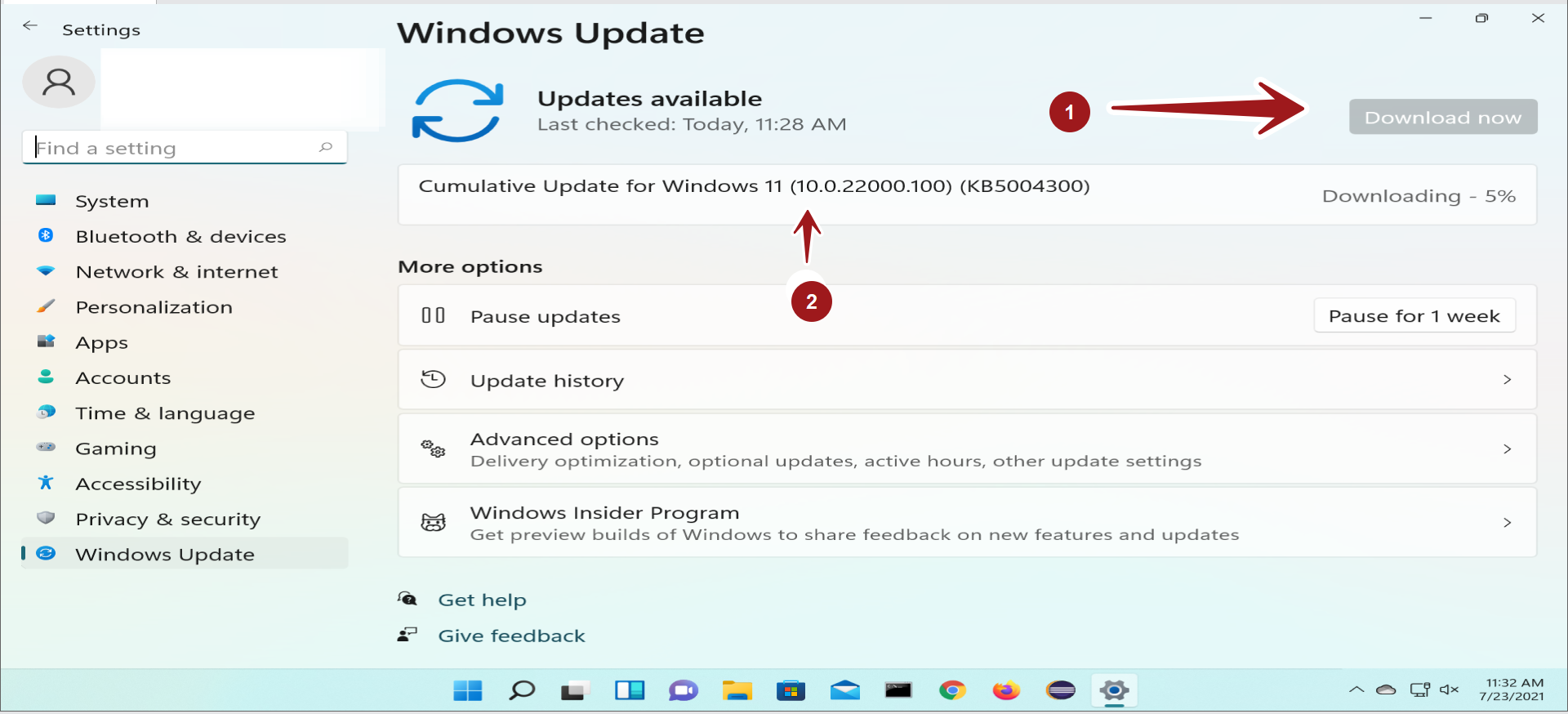 Windows 11 Update Download